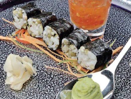 Börülceli Sushi