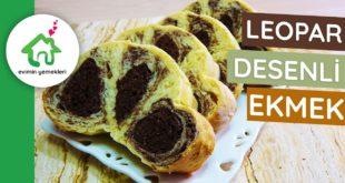 Leopar Desenli Ekmek