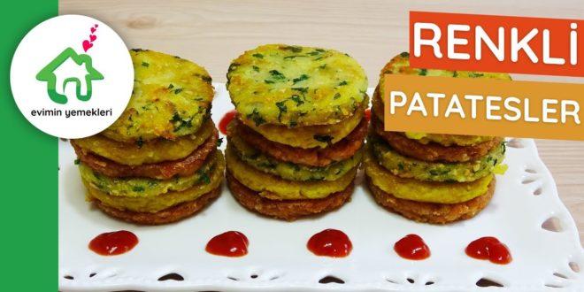 Renkli Patatesler