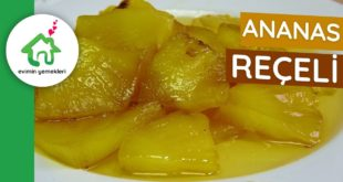 Ananas Reçeli
