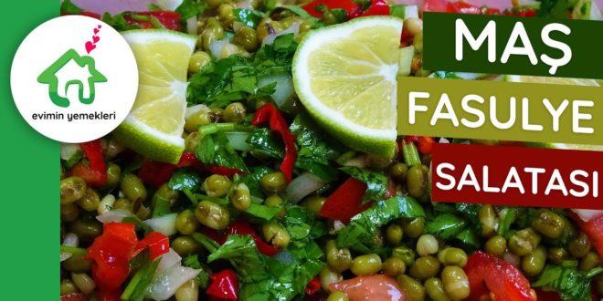 Maş Fasulye Salatası