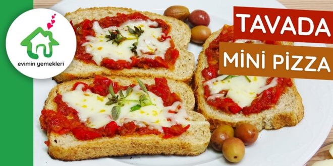 Tavada Mini Pizza