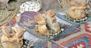 Maş Fasulyeli Poğaça Böreği