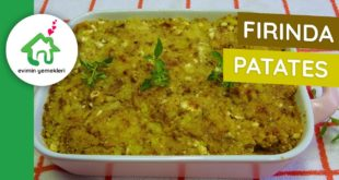 Fırında Lorlu Patates
