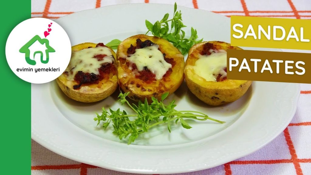 Sandal Patates Tarifi