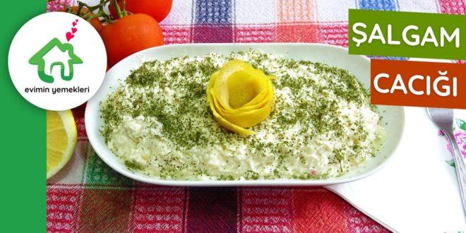Şalgam Cacığı
