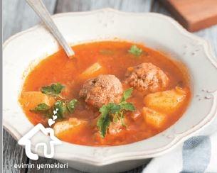 İzmir Köfte Çorbası