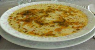 Ayran Çorbası