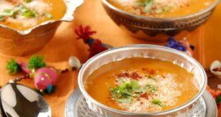 Cevizli Domates Çorbası
