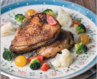 Fırında Tavuk