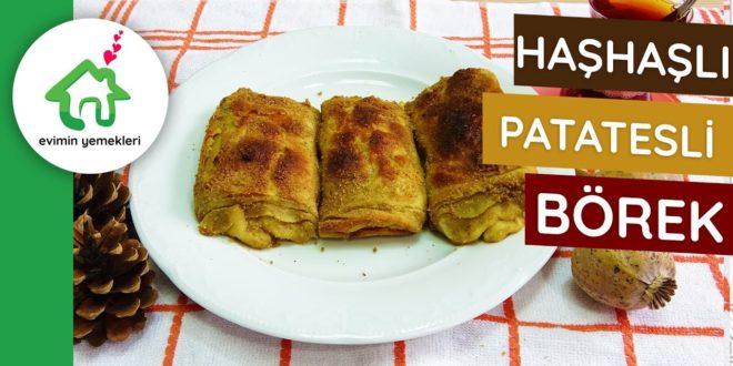 Haşhaşlı Patatesli Börek