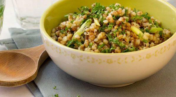Kızarmış Karabuğday Salatası
