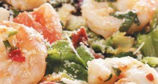 Karidesli Salata Tarifi