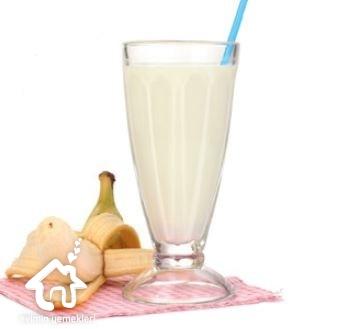 Kremli muzlu milkshake