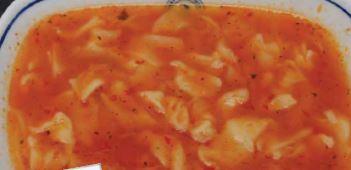 Maçi Çorbası