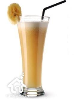 Muzlu karamelli shake