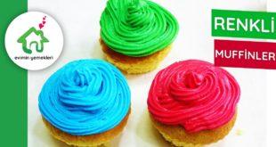 Renkli Muffinler