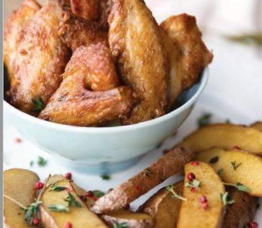 Tavuk Kanat Kızartması