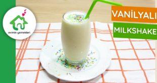Vanilyalı Milkshake