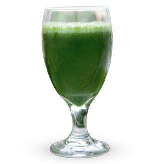 Yeşil Kahvaltı İçeceği