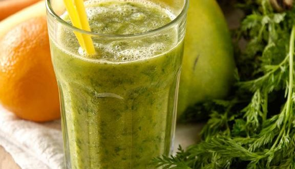 Yeşil Salata Smoothie