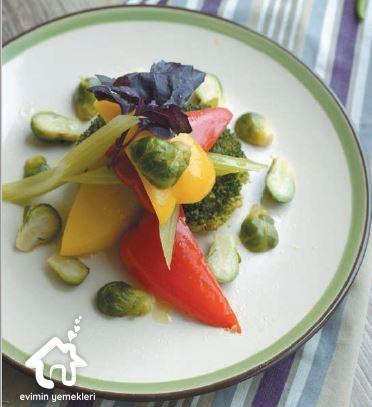 Buharda Sebze Yemeği Tarifi