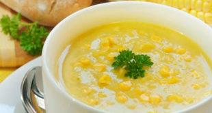 mısır göce çorbası