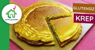 Glutensiz Krep Tarifi