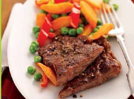 Karabiberli Biftek Tarifi