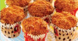 Portakallı Muffin Tarifi