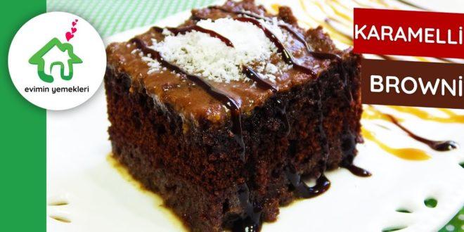 karamelli-browni-tarifi
