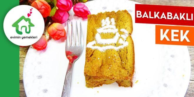 Balkabaklı Kek Tarifi