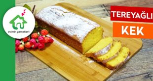Tereyağlı Kek Tarifi