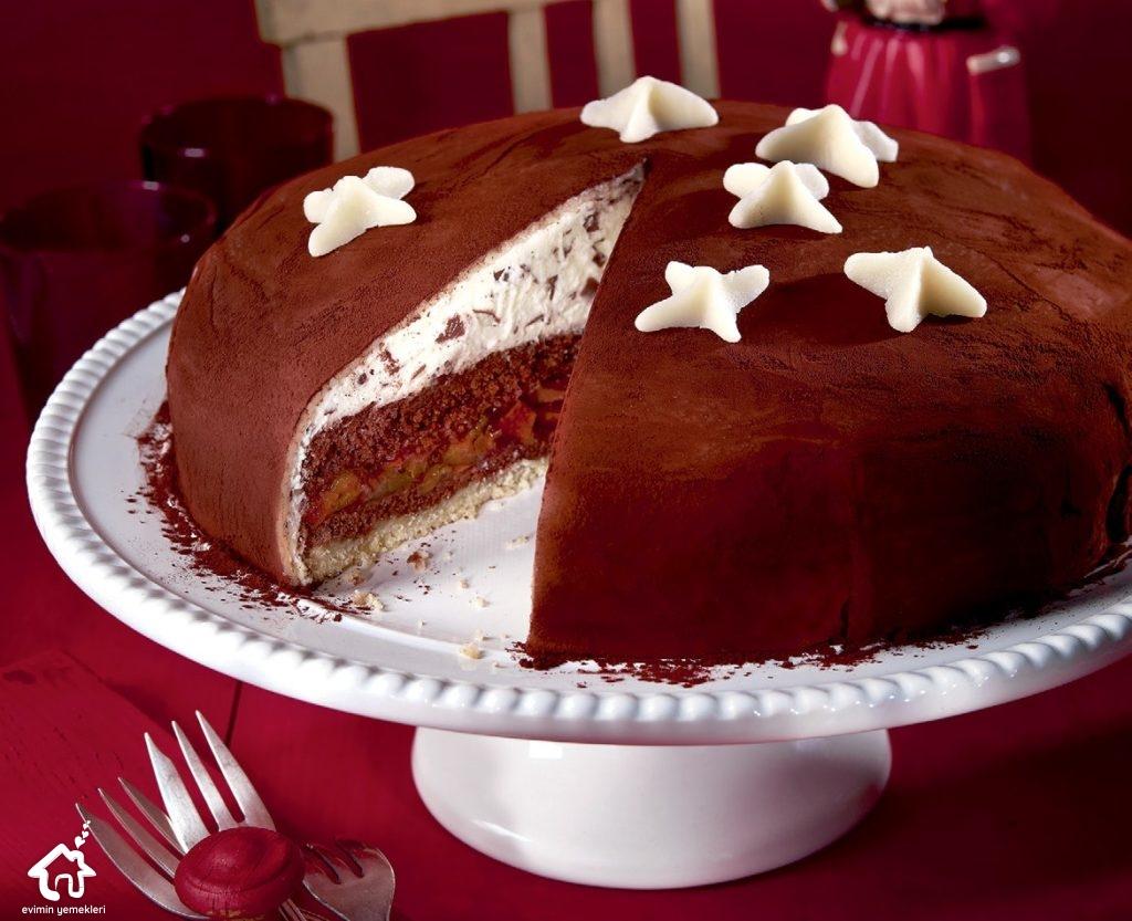 Çikolatalı Bomba Pasta Tarifi
