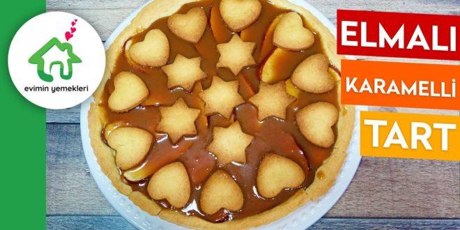 Elmalı Karamelli Tart Tarifi