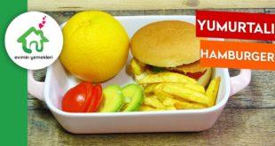 Yumurtalı Hamburger Tarifi