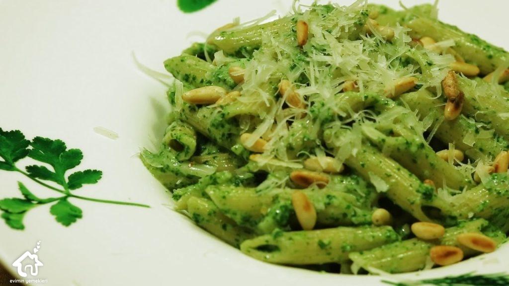 Ispanakalı Spaghetti Tarifi