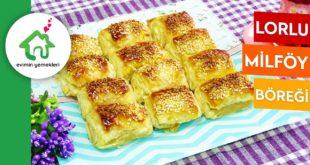 Lorlu Milföy Böreği Tarifi