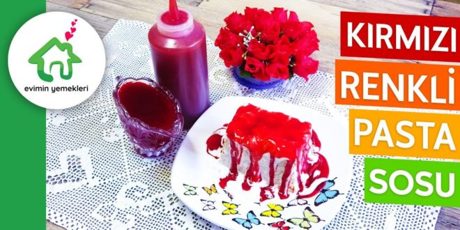 Organik Kırmızı Pasta Sosu