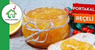 Portakal Reçeli Tarifi