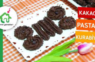Kakaolu Pastane Kurabiyesi