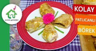 Kolay Patlıcan Böreği Tarifi