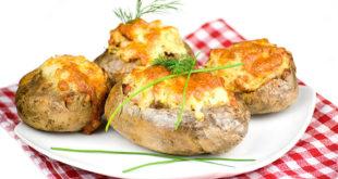 Patates Dolması Tarifi
