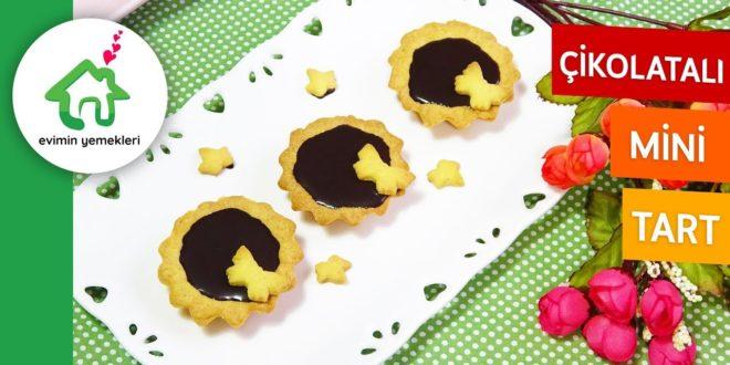 Çikolatalı Mini Tart Tarifi
