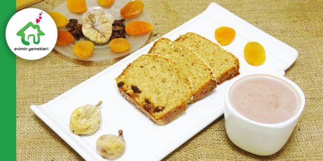 Kuru meyveli tarçınlı kış keki