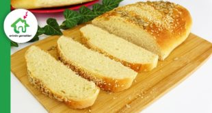 Susamlı ay çekirdekli kahvaltı ekmeği
