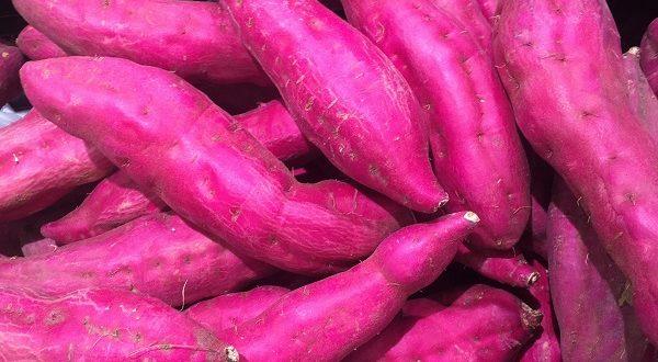 Tatlı patatesin faydaları