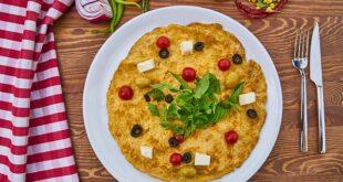 salamli-omlet-tarifi