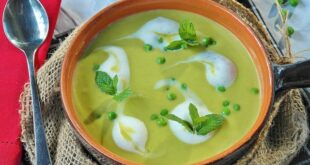 Sebzeli kremalı dip sos