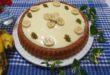 Muzlu tart kek tarifi
